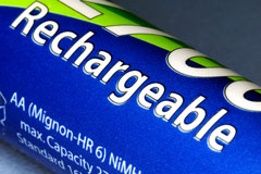 nickel metal hydride rechargeable battery