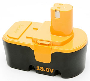 rechargeable power tool battery